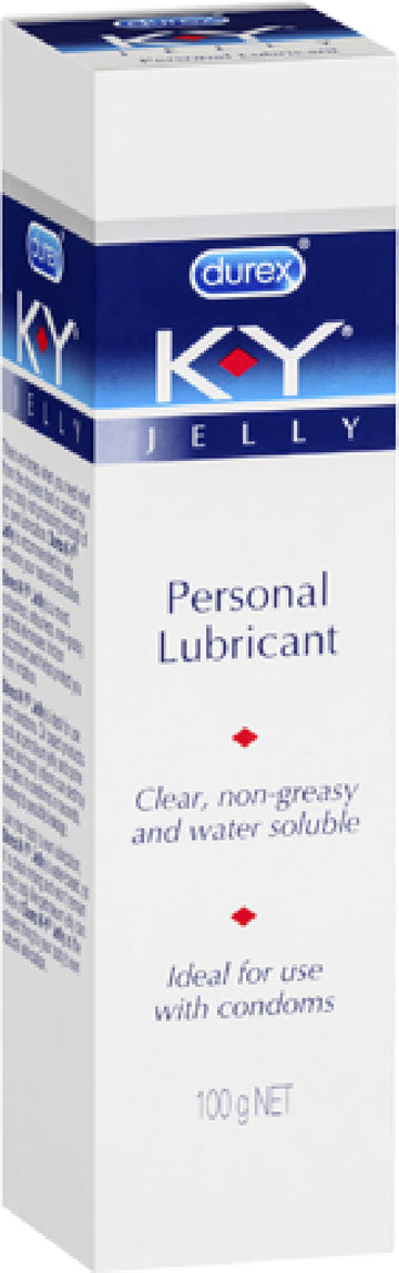 K-Y Personal Lubricant (100g) - The Purple Drawer