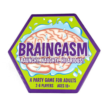 Braingasm - The Purple Drawer