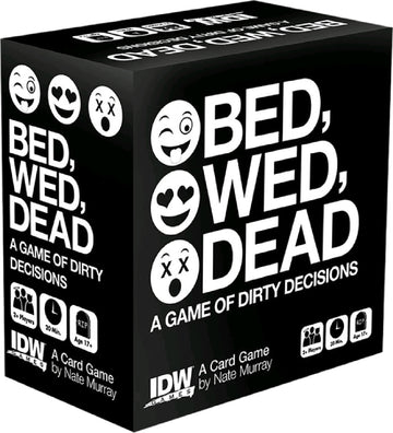 Bed, Wed, Dead - The Purple Drawer