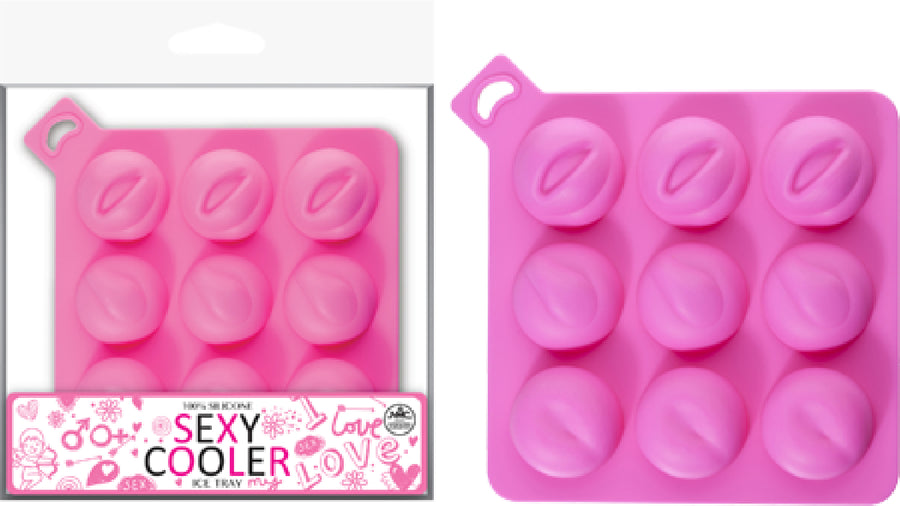 Sexy Cooler Ice Tray - The Purple Drawer