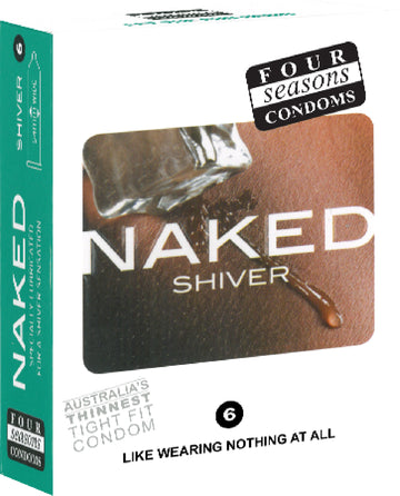 Naked Shiver 6's - Four Seasons - Health & Hygiene - purpleboxau