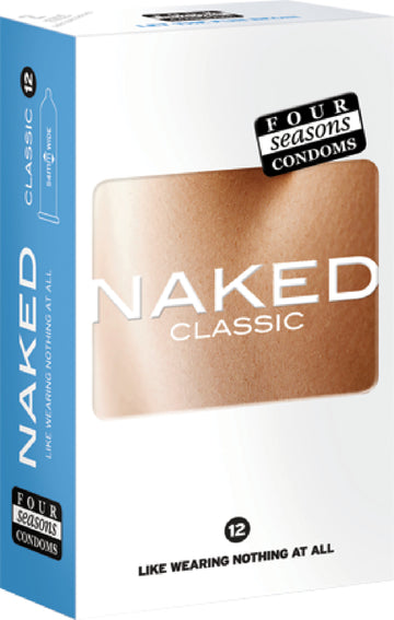 Naked Classic 12's - Four Seasons - Health & Hygiene - purpleboxau