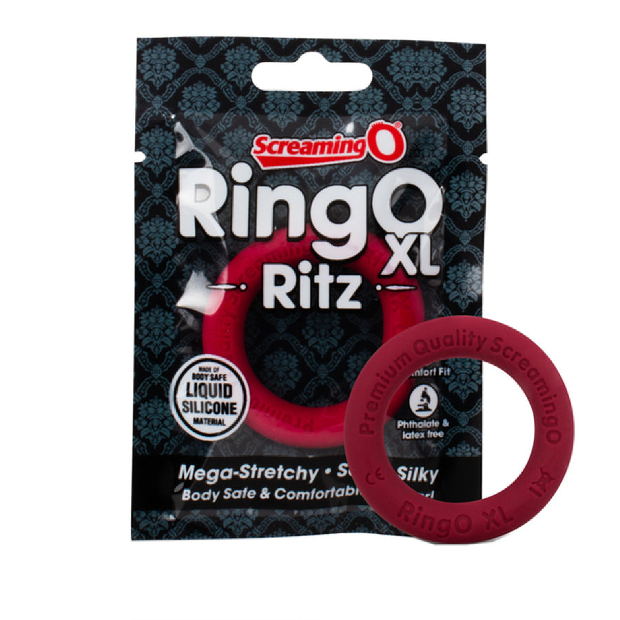 RingO Ritz XL - The Purple Drawer
