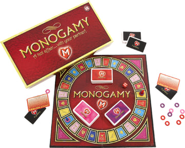 Monogamy Board Game - Creative Conceptions - Games - purpleboxau