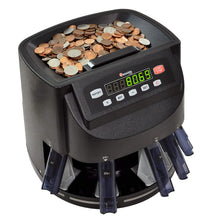 Load image into Gallery viewer, Selection cassida c200 coin sorter counter and roller