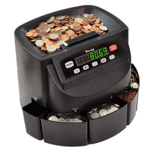 Load image into Gallery viewer, Storage organizer cassida c200 coin sorter counter and roller