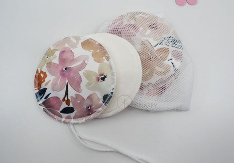 Bare and Boho Breast Pads - random prints
