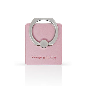 iGripz phone ring iphone smart phone tablet accessories rose gold pink dusty high quality metallic