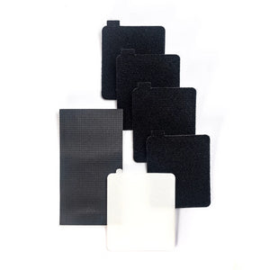 iGripz velcro adhesivement microgrip for igripz deluxe plus ring bundle