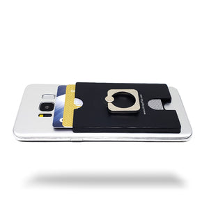 iGripz Plus 2 Card Holder [GOLD]-iGripz