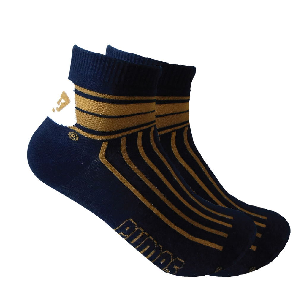 Calcetas Pumas Azul Kit 6 Pares