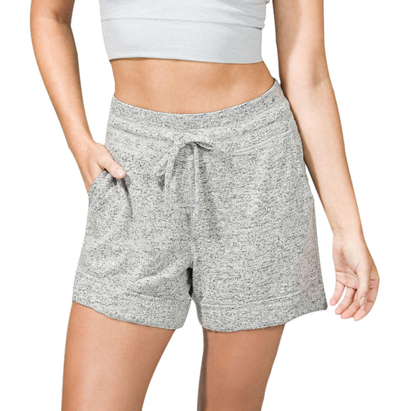 Active Life Super Soft Hacci Shorts