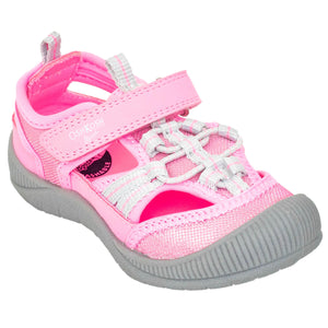 Oshkosh Girl's Bump Toe Sandal