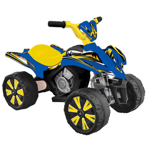 Xtreme Quad 6-Volt Powered Ride-On (Blue)