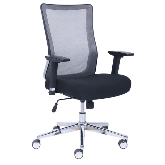 Wellness by Design Mesh Task Chair (Supports up to 275 lbs.)