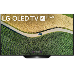 "LG 65"" Class B9 Series 4K Ultra HD Smart HDR OLED TV w/ AI ThinQ® - OLED65B9PUA"