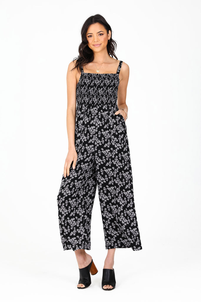 Sunset Jumpsuit | bj-black