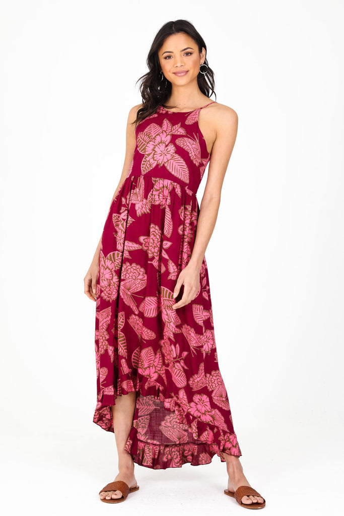 Beverly Dress | cj-orchid