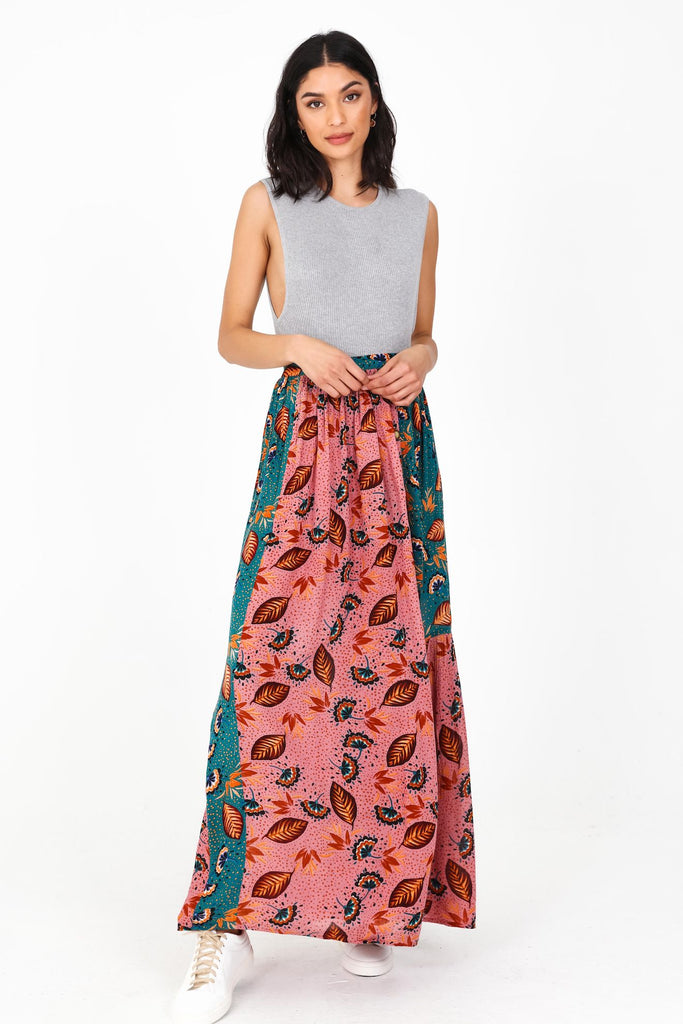 Mariposa Skirt | bg-dusty-rose