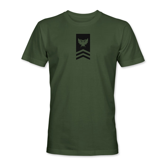 Badge Tee - Army