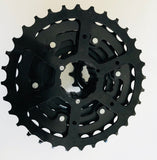 8 Speed freewheel Shimano cassette 12- 32 tooth sprocket