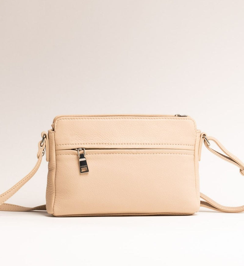 Sac porté travers - Saxo beige