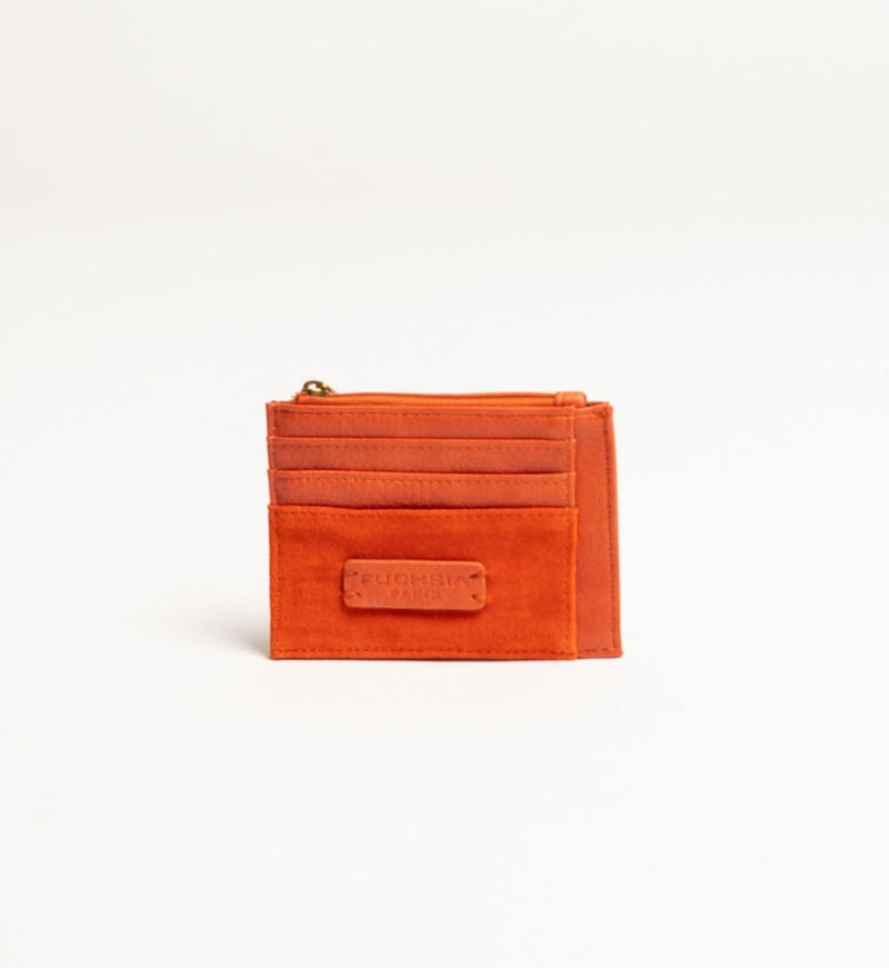 Porte monnaie - Suzette Orange