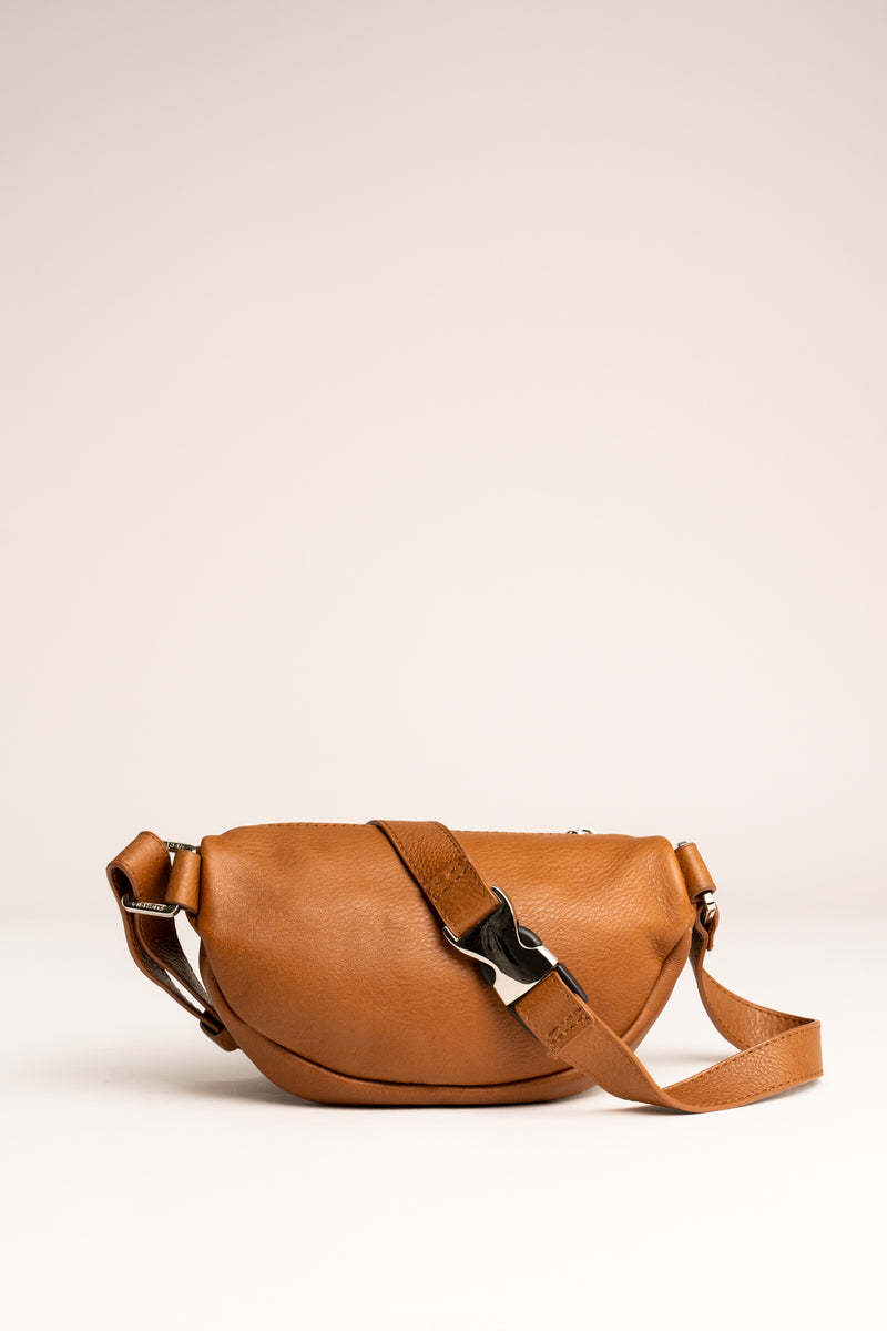 Banana Bag - Saxo Cognac