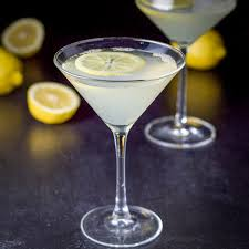 Lemon Drop Martini Cocktail Kit