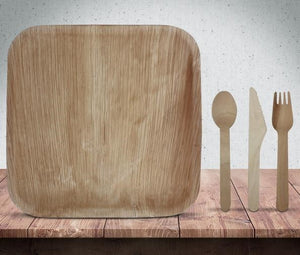A Complete Eco-Friendly Dining Set