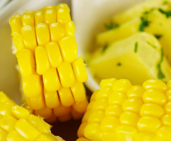 Grill it yourself - artisanal butter marinated  corn on the cob