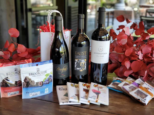 Build Your Own Gift Package for Friends & Loved Ones- Faust Cabernet