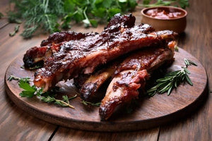 Summer BBQ Rib Kit- for 8