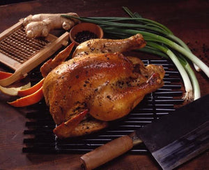 Grill Ready- Asian Marinated HALF Chicken 24.99
