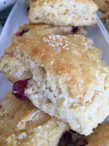Scone - Cranberry Orange - 4 Pack