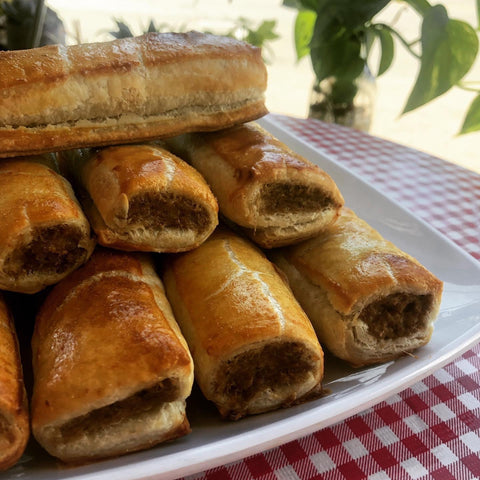 Sausage Rolls - 6 Pack