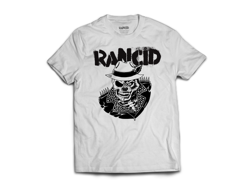 Polera Oficial Rancid - Two Faced
