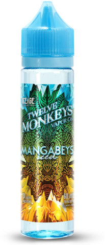Twelve Monkeys Ice Age - 50ml - Mangabeys