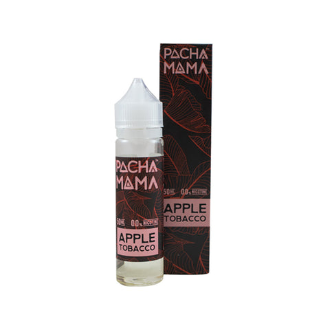 Pacha Mama - 50ml - Apple Tobacco
