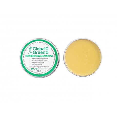 CBD Infused Topical Balm