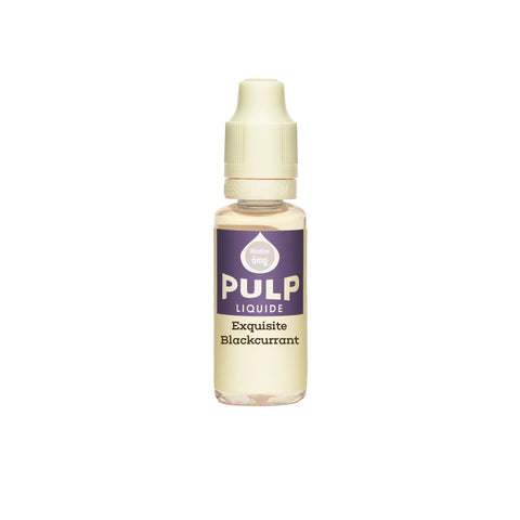 Pulp - 10ml - Exquisite Blackcurrant [06mg]
