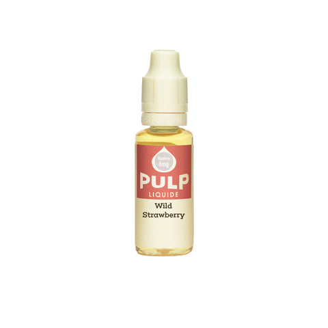 Pulp - 10ml - Wild Strawberry [06mg]