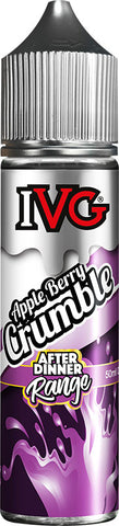 IVG - 50ml - Apple Berry Crumble