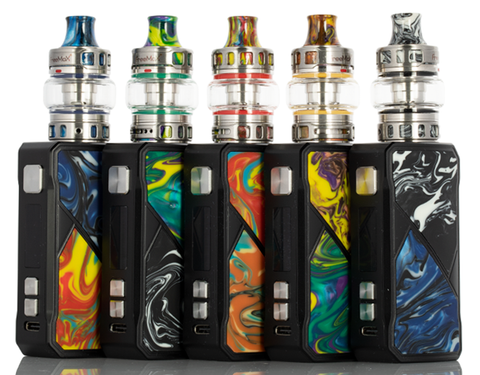 Freemax Maxus 50w Fireluke 22 Kit [Resin Black / Blue]