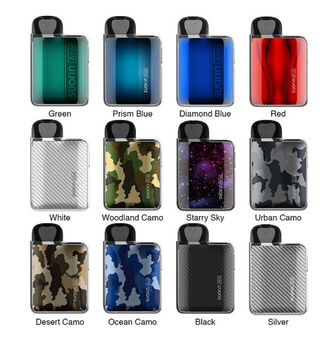 Suorin Ace Pod Kit [Green]