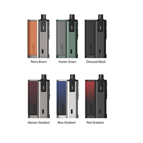 Aspire Nautilus Prime X Pod Kit [Charcoal Black]