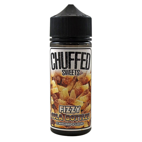 Chuffed - 100ml - Fizzy Cola Bottles