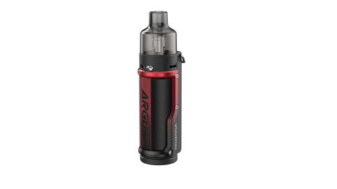 Voopoo ARGUS Pod Kit [Litchi Leather / Red]