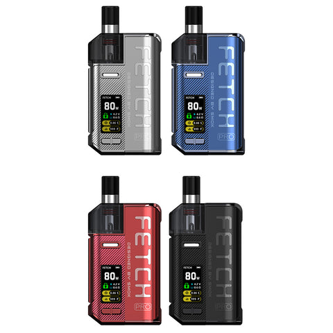Smok Fetch Pro Kit [Black]