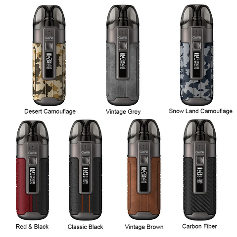 Voopoo Argus Air Kit [Red / Black]
